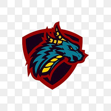 Blue Dragon Esports Logo Gaming Mascot Dragon Esport Monster Png And Vector With Transparent Background For Free Download In 2021 Esports Logo Blue Dragon Fantasy Tattoos