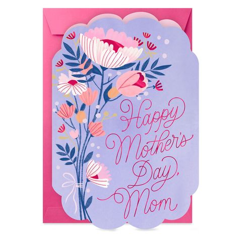 19 25 Jumbo You Deserve A Beautiful Day Mother S Day Card