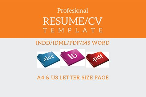 The Complete Resume Collection by 3Angle on @creativemarket - complete resume