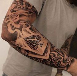 64 Best Ideas Tattoo Ideas Mens Sleeve Men Half Sleeve Tattoos Designs Tattoos For Guys Half Sleeve Tattoos For Guys