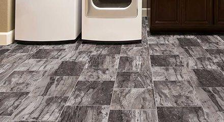 Lifeproof Tile Flooring The Home Depot Flooring Tile Floor Vinyl Flooring