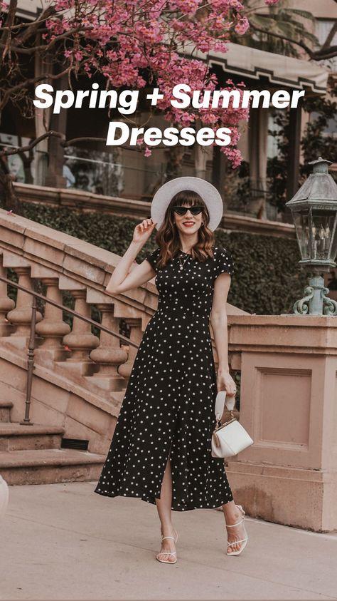 Spring + Summer Dresses
