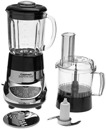 Enjoy Exclusive For Cuisinart Bfp 703ch Smartpower Duet Blender Food Processor Chrome Discontinued By Manufacturer Online Wouldtopshopping In 2020 Food Processor Recipes Blender Food Processor Blender