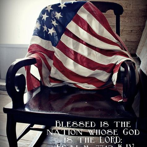 Blessed Is The Nation