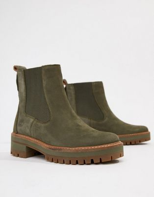 huge discount 87744 abc81 Timberland – Courmayeur Valley – Leder-Ankle-Boots im ...