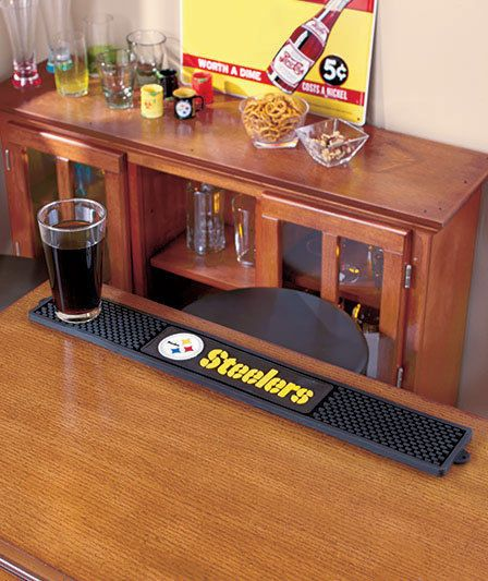 GREEN BAY PACKERS NFL BAR MAT FOOTBALL TEAM FAN DRINK RUBBER RAIL HOME  DECOR #GreenBayPackers | NFL GIFTS | Pinterest | Football Team, Football  And Home