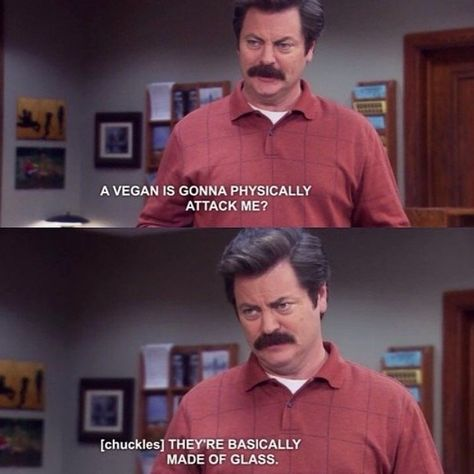 Top 27 Trending Ron Swanson Quotes - Quotes and Humor Nick Offerman, Parks And Rec Quotes, Ron Parks And Rec, Parcs And Rec, Ron Swanson Quotes, Dungeons And Dragons Memes, Funny Memes, Hilarious, Tv Memes