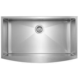 Giagni Giagni 36 X 22 Stainless Steel Single Basin Undermount None
