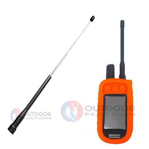 """Increase Range Garmin Alpha 100 Astro 320 16/"""" Flexible Long Range Antenna"""