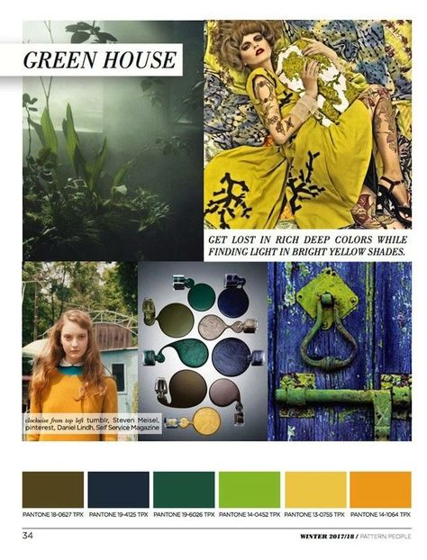 nice Trends: Fall/Winter - Men's & Women's Print and Color Trends F/W 2017-18 by http://www.dezdemonfashiontrends.top/fall-fashion-trends/trends-fallwinter-mens-womens-print-and-color-trends-fw-2017-18/