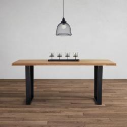 Esstisch Aus Eiche Echtholz Ca 180x90 Cm Kayla Bessagibessagi Mein Blog Esstisch Holz Tisch Kuche Tisch