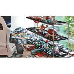 Trays Beistelltisch 80x80 Schwarz Kartellkartell 80x80 Beistelltisch Kartellkartell Schwarz Trays In 2020 Front Room Household Furniture Table