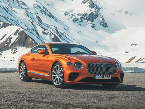 2020 Bentley Continental Gt First Drive Review Grander Touring Bentley Continental Gt Bentley Continental Bentley Continental Gt Convertible