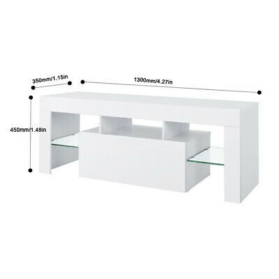 Details Zu Fernsehschrank Led Tv Mobel Schrank Lowboard Sideboard Fernsehtisch Weiss Ko Home Decor Loft Bed Home