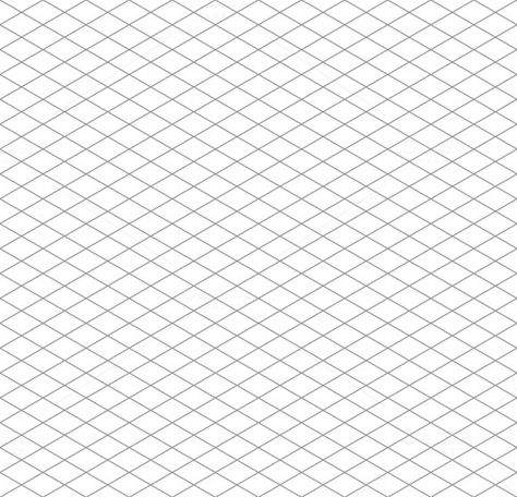 Isometric grid seamless pattern by @Graphicsauthor Graphics - isometric dot paper
