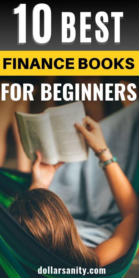 13 Best Finance Books for Beginners in 2021 - Dollarsanity