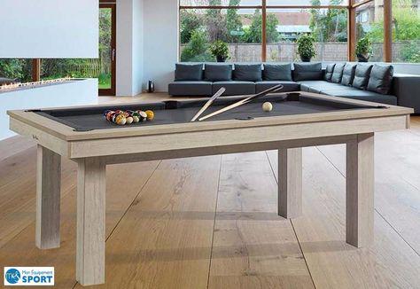 f504d70a2266c Billard Américain transformable en table Alize