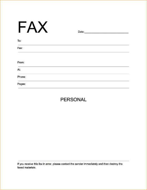 cute fax cover sheet popular-fax-cover-sheets Pinterest - fax templates for word