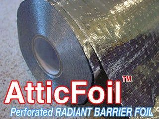 How To Install Radiant Barrier On Attic Rafters In 5 Steps Radiant Barrier Attic Renovation Attic Remodel