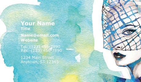 Fashion Designer Business Cards Fashion Business Card Template Design Premium Business Cards Business Card Template