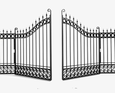 Iron Gate Iron Clipart Fence Villa Png Transparent Image And Clipart For Free Download Iron Gate Black Iron Wrought Iron Gates