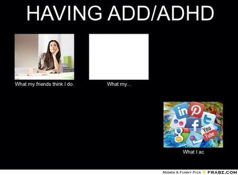 Adhd Wonderland