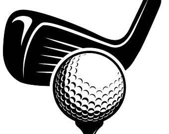 23++ Golf clubs clipart crossed ideas