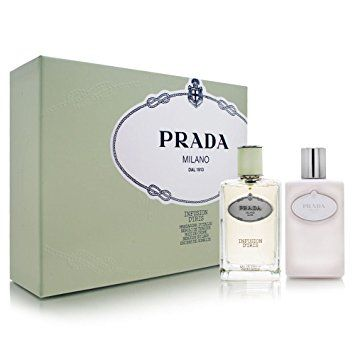 78fc72cf Prada Milano Infusion D'iris for Women Gift Set (Eau de Parfum Spray ...