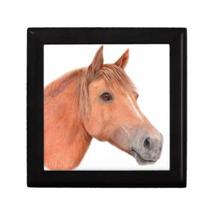 Chestnut Horse Gift Box Animal Gift Ideas Animals And Pets Diy