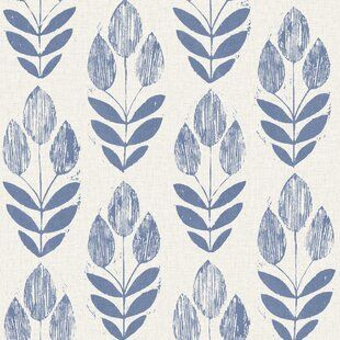 Mckinnon Speckle Paintable Peel And Stick Wallpaper Panel Joss Main In 2020 Wallpaper Roll Leaf Wallpaper Modern Floral Wallpaper