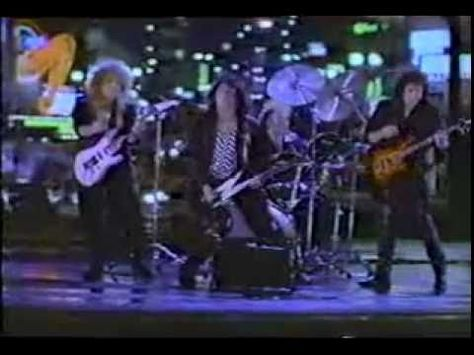 Frehley S Comet Into The Night Official Music Video Youtube