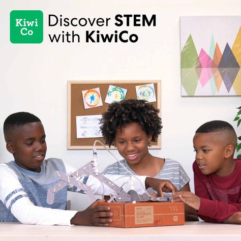 Discover STEM with KiwiCo