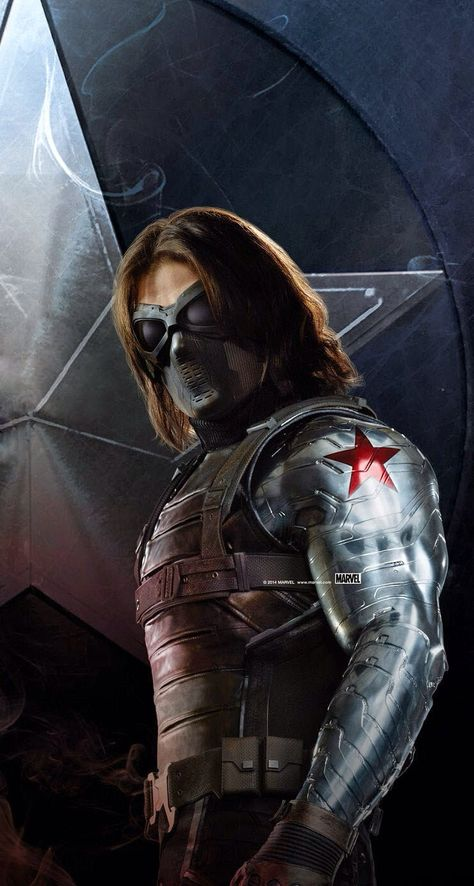 Captain America The Winter Soldier Bucky wallpaper wallpaper Winter Soldier Wallpapers Wallpapers)