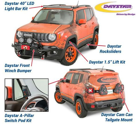16 Jeep Renegade Mods Ideas Jeep Renegade Jeep Renegade