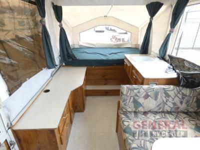 Used 2001 Forest River Rv Rockwood Freedom 1940ltd Folding Pop Up Camper At General Rv North Canton Oh 176557 Home Forest River Rv Pop Up Camper