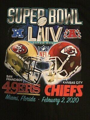 Super Bowl 2020 San Francisco 49ers Vs Kansas City Chiefs T Shirt Fashion Sp Super Bowl 2020 San Francisco 49ers Vs Ka San Francisco 49ers San 49ers