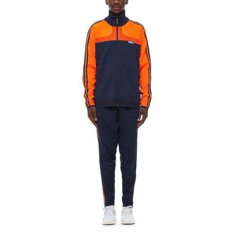 Knitted track suit in 2019 | Adidas originals, Adidas, Suits