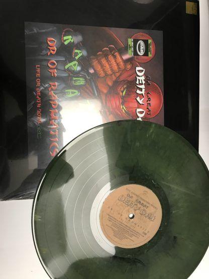 Dr of Rapmatics Vinyl   http://lifeordeath20th com/   Hip