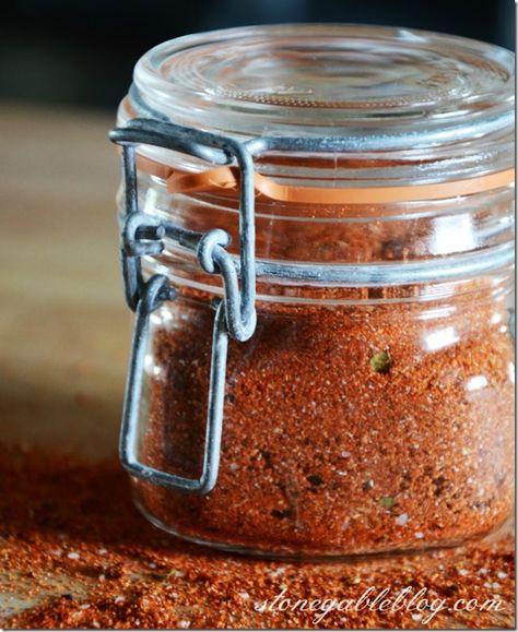 BBQ Rub Recipe - Mason Jar Crafts Love