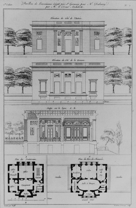 1441 best Architecture - French images on Pinterest Chateaus - programme pour plan de maison