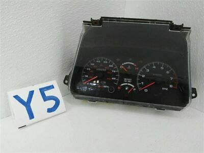 Sponsored Ebay 1991 93 Geo Tracker Speedometer Instrument Cluster