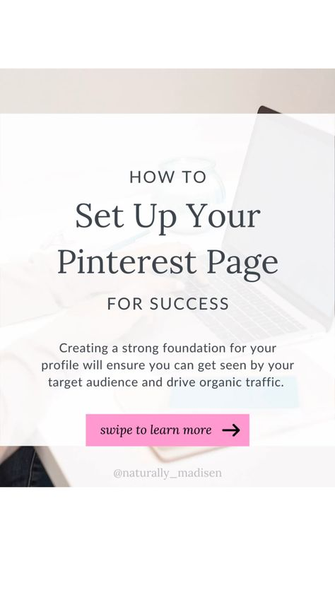 How to Set Up Your Pinterest Business Account for Success