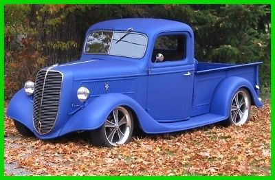 1937 Ford 1 2 Ton Pickup Old 1930 S Trucks For Sale Vintage