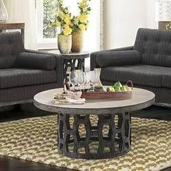 Akbar Coffee Table Coffee Table Furniture Coffee Table Grey