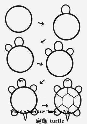 Easy Stuff To Draw For Beginners : stuff, beginners, Things, Draw., Flowers., Flowers, Easiest, Common, Car…, Drawings, Kids,