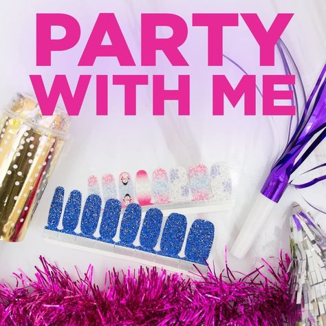 Come join the Nail Party fun! Link in BIO.Just Click it to get started. Thanks in advance ⠀⠀⠀⠀⠀⠀⠀⠀⠀ Be sure to invite your friends who want to look gorgeous💗 * * * Facebook Party, For Facebook, Hostess Gifts, Holiday Gifts, Graphics Game, Street Game, Host A Party, Party Fun, Party Ideas
