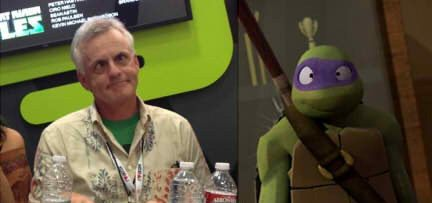 Storyheartteen Can We Just Appreciate These Adorable Boys I Love Rob Paulsen And Donatello Cherepashki Nindzya Cherepaha Cherepashki Nindzya 2012