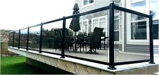 Glass Deck Panels Home Depot Google Search Glass Railing System Stair Railing Design Glass Railing