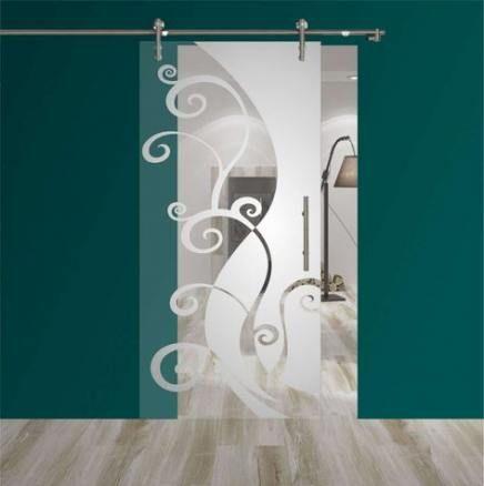 Trendy Glass Door Handle Spaces 59 Ideas Door Glass Design Sliding Glass Barn Doors Glass Door Coverings