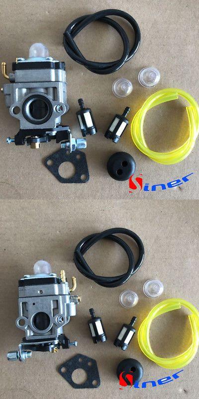 Eskimo Earthquake 300486 Carburetor for 43 And 51.7cc 2 Cycle engine